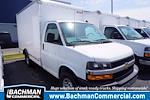 2021 Express 3500 4x2,  Morgan Truck Body Cutaway Van #21-0255 - photo 1