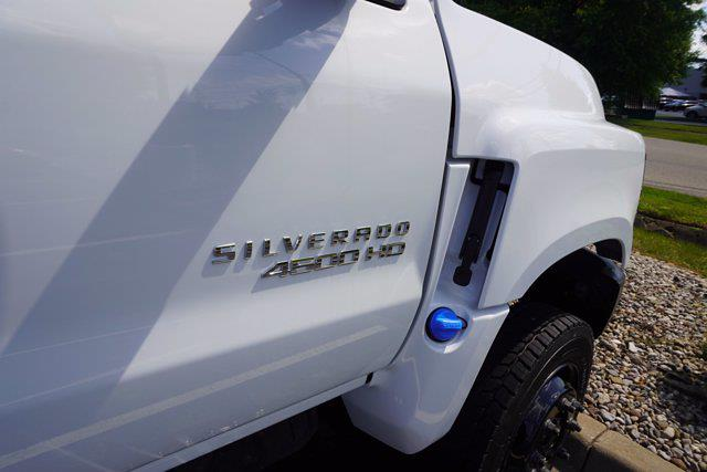 2021 Silverado 4500 Crew Cab DRW 4x4,  Cab Chassis #21-0295 - photo 22