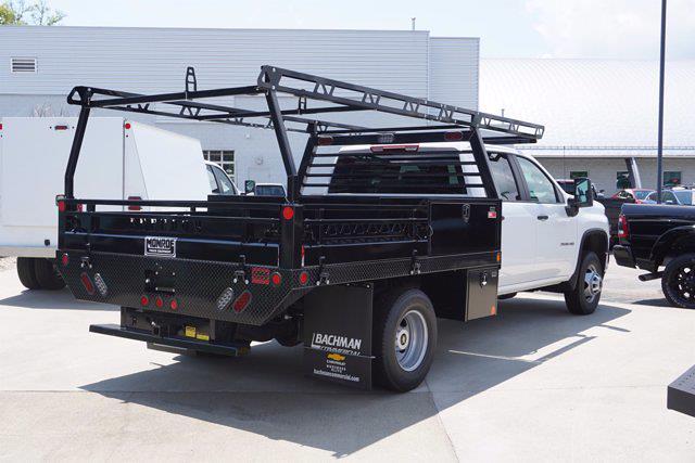 2021 Chevrolet Silverado 3500 Crew Cab 4x2, Freedom Contractor Body #21-0374 - photo 1