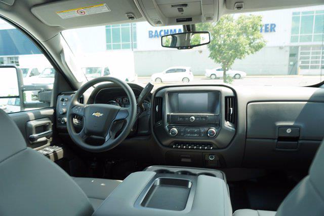 2021 Silverado 4500 Crew Cab DRW 4x4,  Cab Chassis #21-0702 - photo 19
