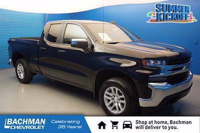 2021 Chevrolet Silverado 1500 Double Cab 4x4, Pickup #21-9119 - photo 1