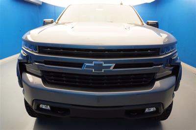 2021 Chevrolet Silverado 1500 Crew Cab 4x4, Pickup #21-9191 - photo 4