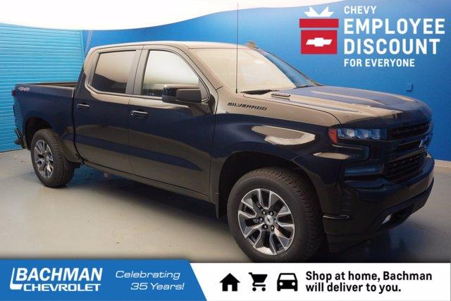 2021 Chevrolet Silverado 1500 Crew Cab 4x4, Pickup #21-9195 - photo 1