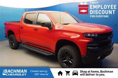 2021 Chevrolet Silverado 1500 Crew Cab 4x4, Pickup #21-9364 - photo 1