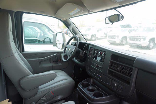 2021 Chevrolet Express 3500 4x2, Unicell Aerocell CW Cutaway Van #21-9433 - photo 21
