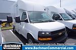 2021 Chevrolet Express 3500 4x2, Unicell Aerocell CW Cutaway Van #21-9433 - photo 1
