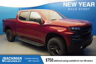 2021 Chevrolet Silverado 1500 Crew Cab 4x4, Pickup #21-9459 - photo 1