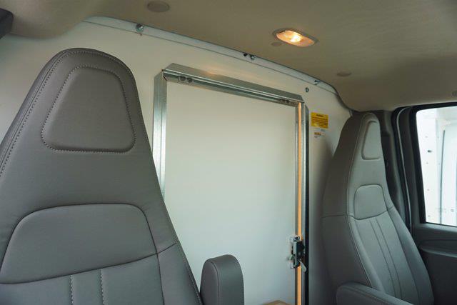 2021 Chevrolet Express 3500 4x2, Unicell Aerocell CW Cutaway Van #21-9486 - photo 22