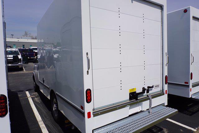 2021 Chevrolet Express 3500 4x2, Unicell Aerocell CW Cutaway Van #21-9486 - photo 6