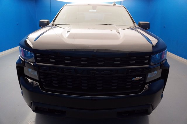 2021 Chevrolet Silverado 1500 Crew Cab 4x4, Pickup #21-9497 - photo 4