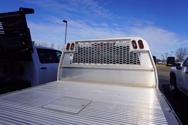2021 Silverado 3500 Crew Cab 4x2,  Knapheide Aluminum PGNB Gooseneck Platform Body #21-9864 - photo 29