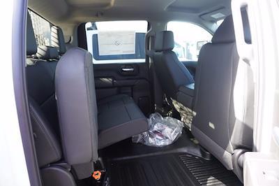 2021 Silverado 3500 Crew Cab 4x2,  Knapheide Aluminum PGNB Gooseneck Platform Body #21-9864 - photo 22