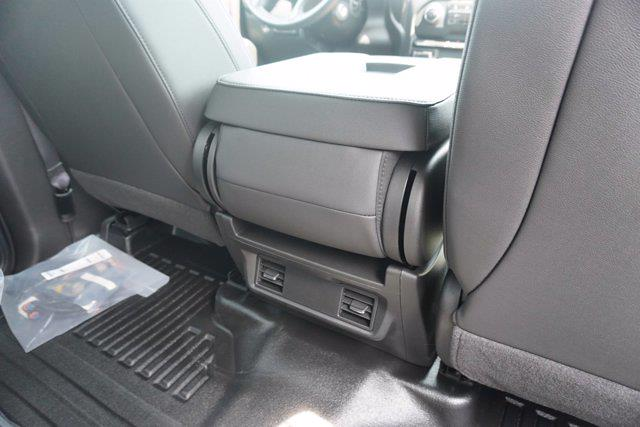 2021 Chevrolet Silverado 3500 Crew Cab 4x4, Monroe Tow 'N Haul Gooseneck Platform Body #21-9874 - photo 21