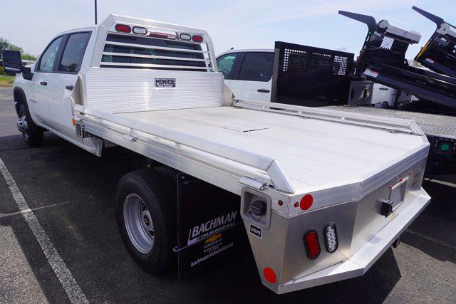 2021 Chevrolet Silverado 3500 Crew Cab 4x4, Monroe Tow 'N Haul Gooseneck Platform Body #21-9874 - photo 6