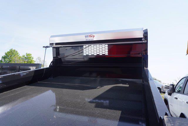 2021 Silverado 3500 Crew Cab 4x2,  Knapheide Drop Side Dump Body #21-9883 - photo 28