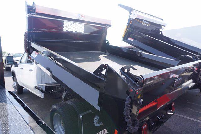 2021 Silverado 3500 Crew Cab 4x2,  Knapheide Drop Side Dump Body #21-9883 - photo 7