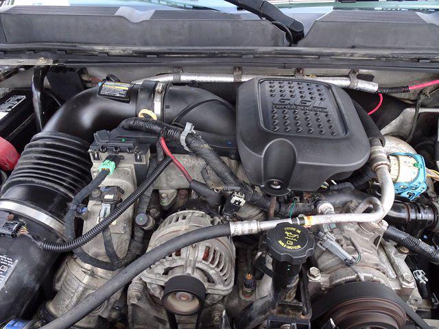 2008 Chevrolet Silverado 2500 Extended Cab 4x4, Pickup #22-2030A - photo 1