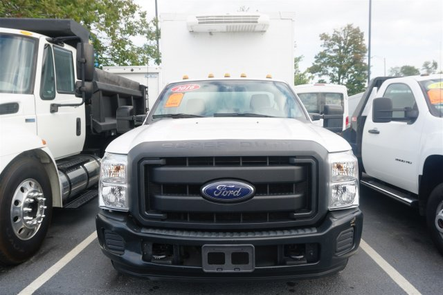 2016 F-350 Regular Cab DRW 4x2,  Dry Freight #P10905 - photo 3