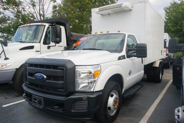 2016 F-350 Regular Cab DRW 4x2,  Dry Freight #P10905 - photo 4