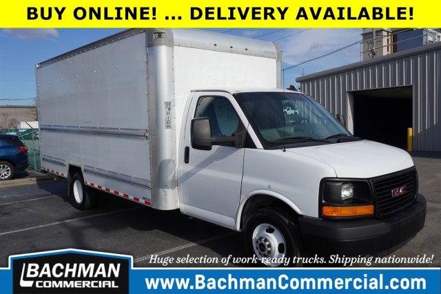 2016 GMC Savana 3500 4x2, Cutaway Van #P13801 - photo 1