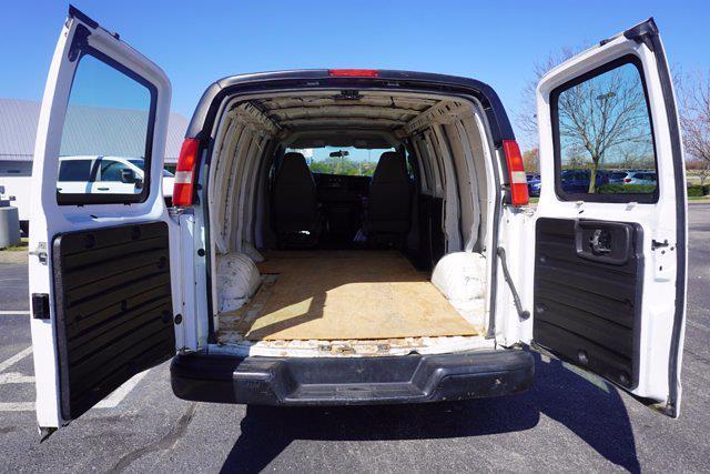 2009 Chevrolet Express 1500 4x2, Empty Cargo Van #P15018A - photo 1