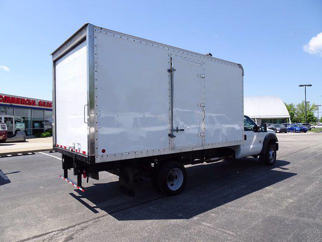 2014 Ford F-450 Regular Cab DRW 4x2, Dry Freight #P15107 - photo 1