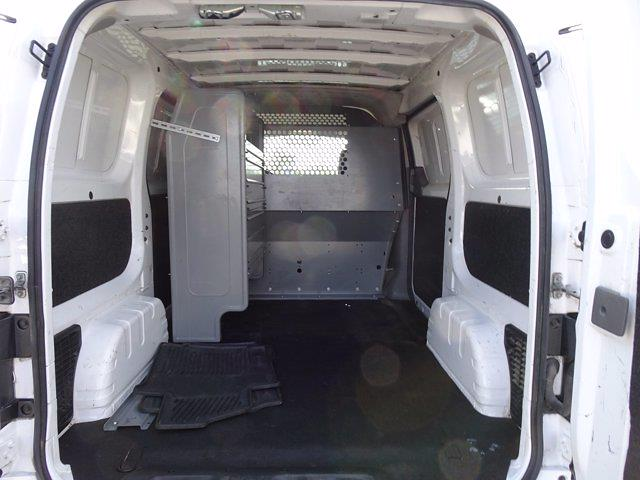 2017 Nissan NV200 FWD, Upfitted Cargo Van #P15125 - photo 1