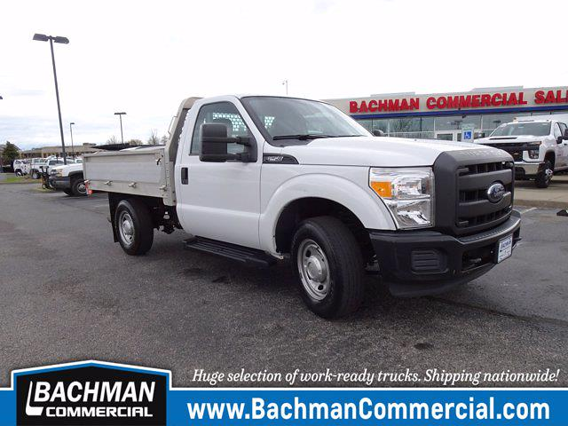 2016 Ford F-250 Regular Cab 4x2, Dump Body #P15134 - photo 1