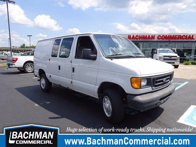 2004 Ford E-250 4x2, Upfitted Cargo Van #P15377A - photo 1