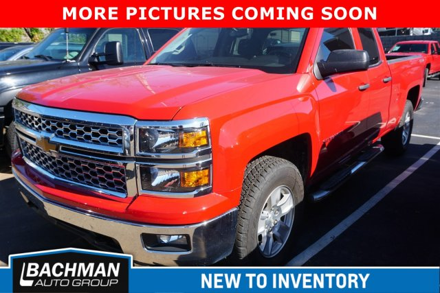 2014 Silverado 1500 Double Cab 4x4 Pickup #SP1710 - photo 1