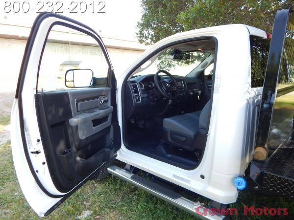 2016 Ram 3500 Regular Cab DRW 4x4, Knapheide Platform Body #16D138 - photo 15