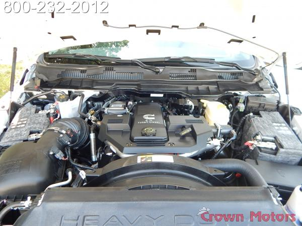 2016 Ram 3500 Regular Cab DRW 4x4, Knapheide Platform Body #16D138 - photo 24