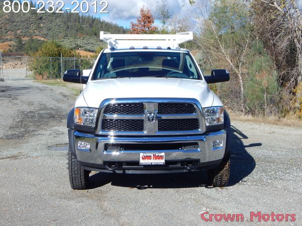 2017 Ram 5500 Crew Cab DRW 4x4, Scelzi Combo Bodies Combo Body #17D223 - photo 15