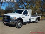 2017 Ram 4500 Regular Cab DRW 4x4,  Scelzi WFB Platform Body #17D228 - photo 1