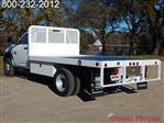 2017 Ram 4500 Regular Cab DRW 4x4,  Scelzi WFB Platform Body #17D228 - photo 2