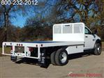 2017 Ram 4500 Regular Cab DRW 4x4,  Scelzi WFB Platform Body #17D228 - photo 8