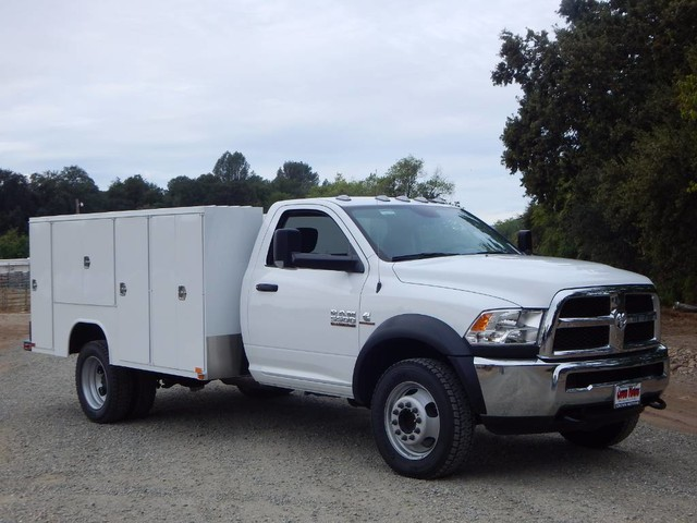 2017 Ram 5500 Regular Cab DRW 4x4,  Harbor Service Body #17D245 - photo 16