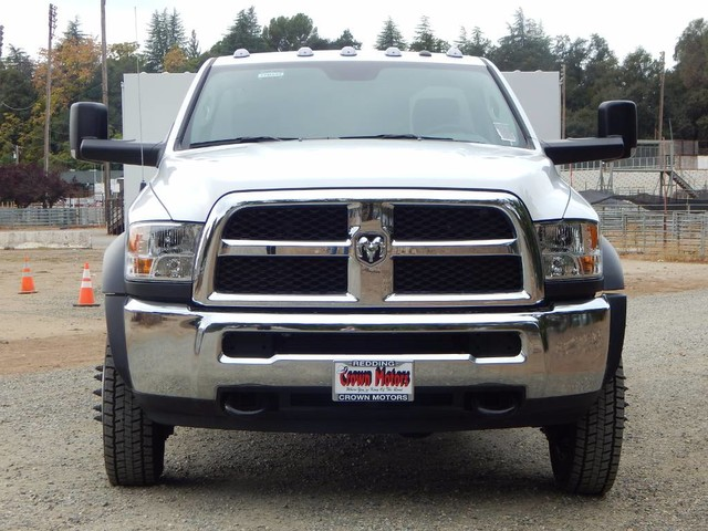 2017 Ram 5500 Regular Cab DRW 4x4,  Harbor Service Body #17D245 - photo 17