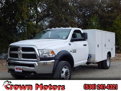 2017 Ram 5500 Regular Cab DRW 4x4,  Harbor TradeMaster Service Body #17D245 - photo 1