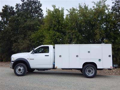2017 Ram 5500 Regular Cab DRW 4x4,  Harbor TradeMaster Service Body #17D245 - photo 5