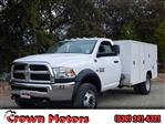 2017 Ram 5500 Regular Cab DRW 4x4,  Harbor Service Body #17D245 - photo 1
