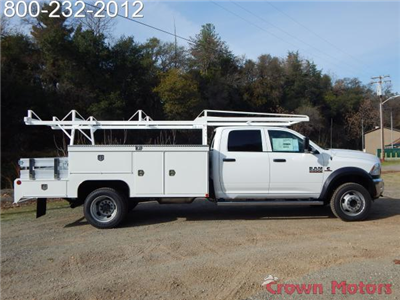 2018 Ram 5500 Crew Cab DRW 4x4,  Scelzi Combo Bodies Combo Body #18D054 - photo 13