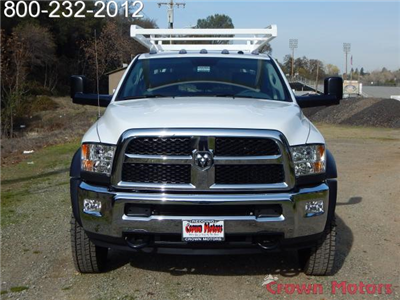 2018 Ram 5500 Crew Cab DRW 4x4,  Scelzi Combo Bodies Combo Body #18D054 - photo 15