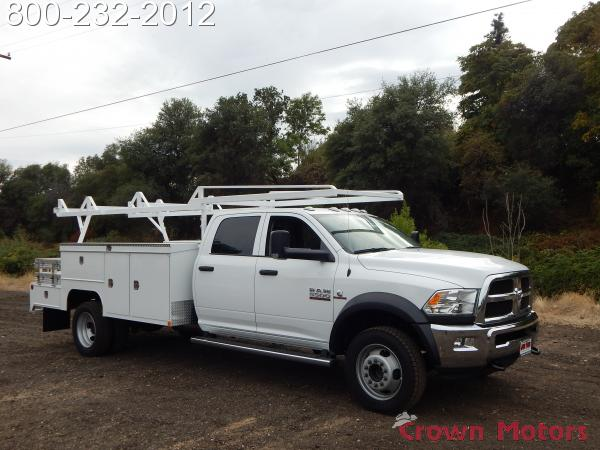 2018 Ram 5500 Crew Cab DRW 4x4, Scelzi Combo Bodies Combo Body #18D061 - photo 15