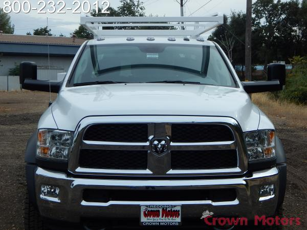 2018 Ram 5500 Crew Cab DRW 4x4, Scelzi Combo Body #18D061 - photo 16