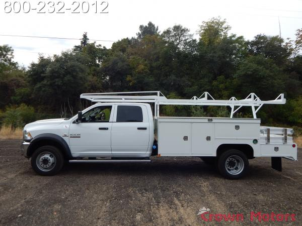 2018 Ram 5500 Crew Cab DRW 4x4, Scelzi Combo Body #18D061 - photo 2