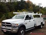 2018 Ram 5500 Crew Cab DRW 4x4, Scelzi Combo Bodies Combo Body #18D061 - photo 1