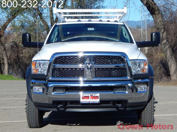 2018 Ram 5500 Crew Cab DRW 4x4, Scelzi Combo Body #18D075 - photo 15