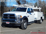 2018 Ram 5500 Crew Cab DRW 4x4, Scelzi Combo Body #18D075 - photo 1