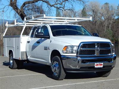 2018 Ram 3500 Crew Cab DRW 4x4,  Harbor TradeMaster Service Body #18D095 - photo 13